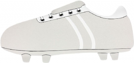 Lanka Kade Silver Boot Name Plaque